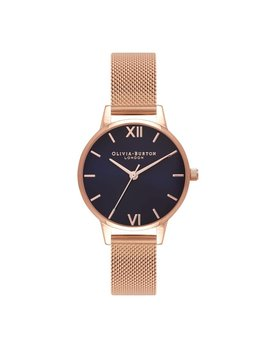 Olivia Burton Montre Minuit Or Rose