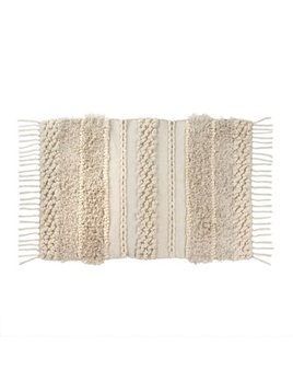 Indaba Knot & Weave Bath Mat
