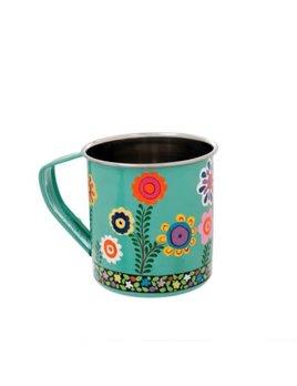 Indaba Gardenia Mug