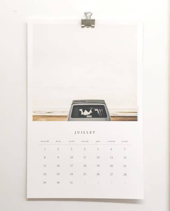 Dimanche Matin The Inspiring Ones Calendar