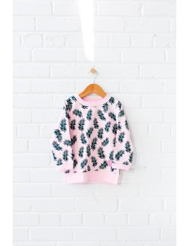 Birdz Foliage Sweater