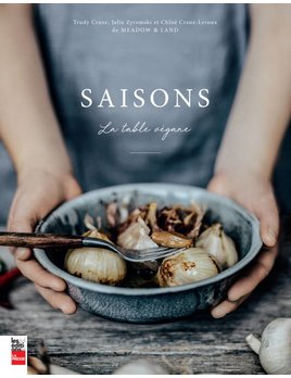 Éditions La Presse Book Saisons : La table végane