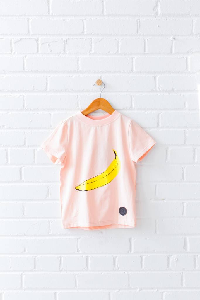 Birdz Pink Banana T-Shirt