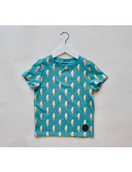 Birdz T-Shirt Crème Glacée
