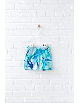 Birdz Marble Swim Shorts