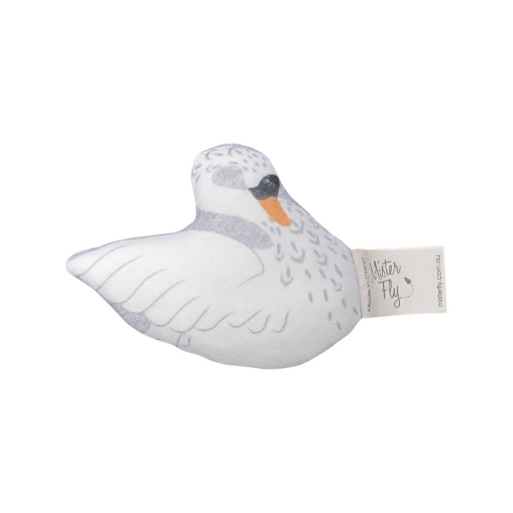 Swan Rattle