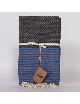 Famille Nomade Honeycomb Weave Amarok Fouta