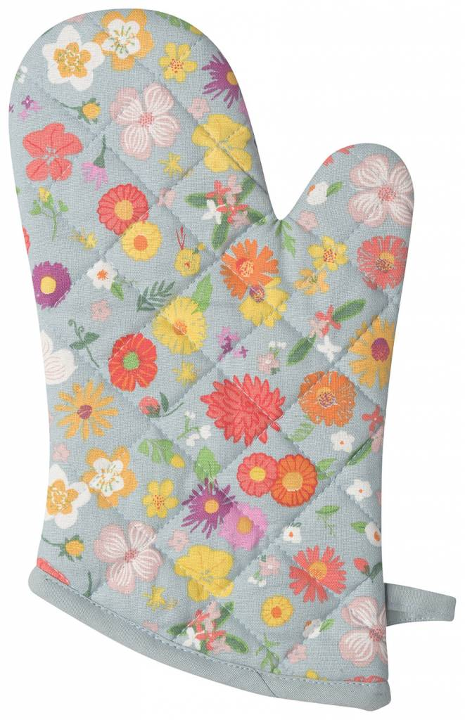 Danica/Now Flowers Of The Month Mitt