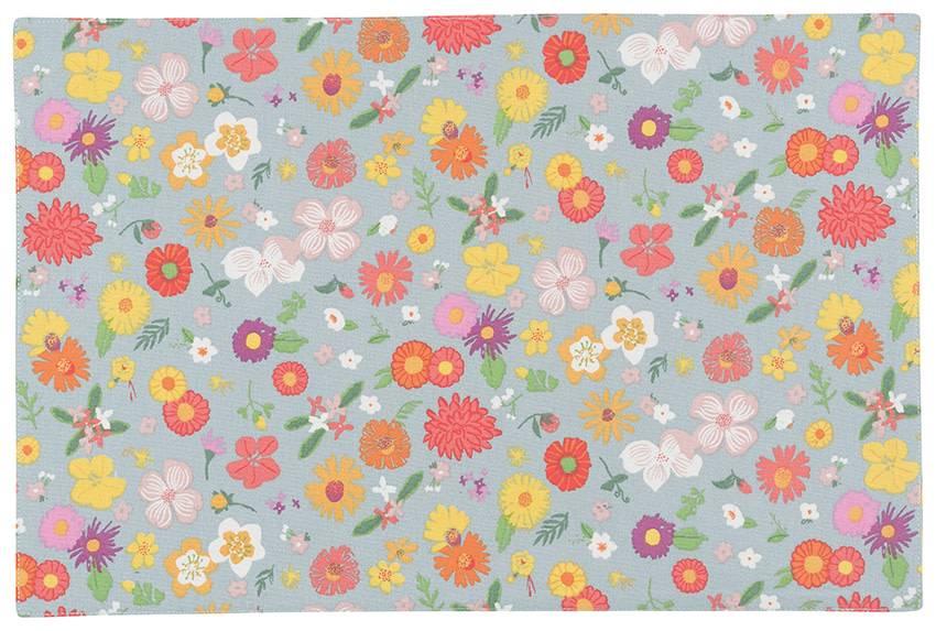 Danica/Now Napperon Fleurs du Mois