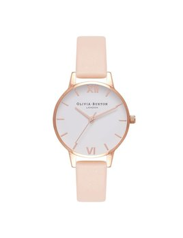 Olivia Burton Rose Gold Classic Watch