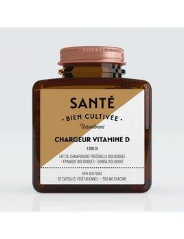 Santé Bien Cultivée Vitamin D Charger