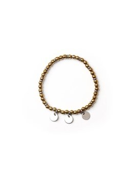 Si Simple Bronze Teo Bracelet