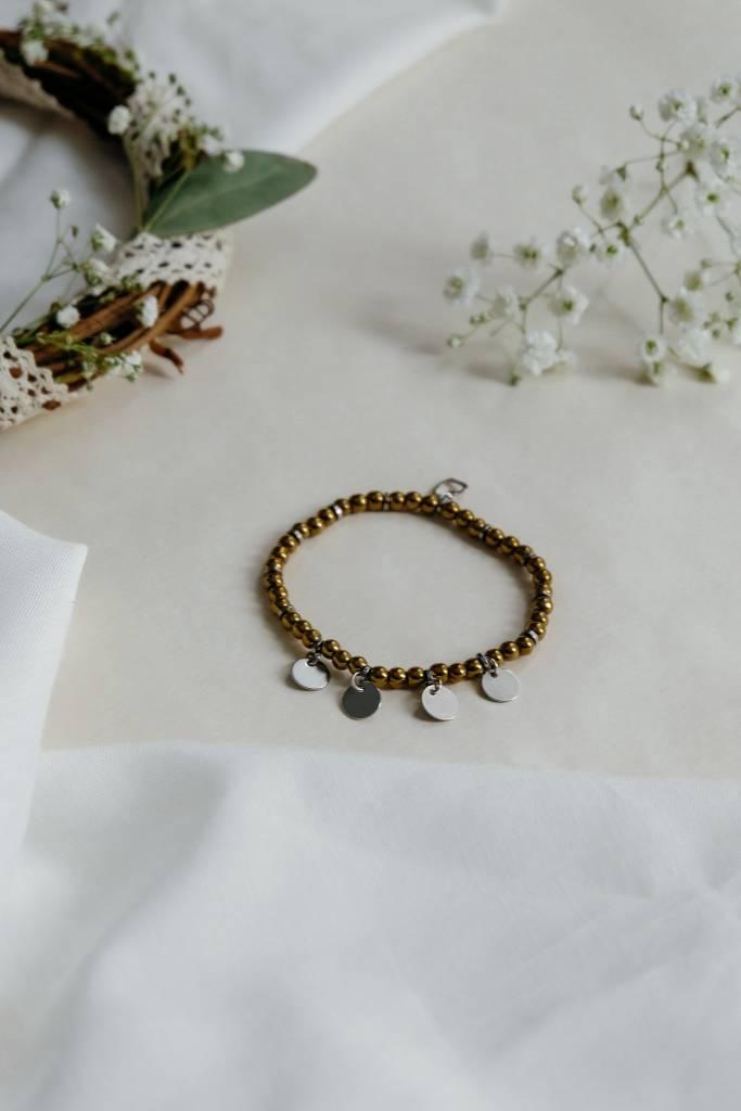 Si Simple Bracelet Teo Bronze