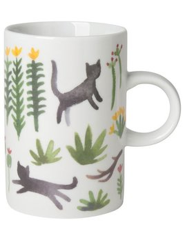Danica/Now Secret Garden Tall Mug