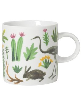 Danica/Now Secret Garden Short Mug