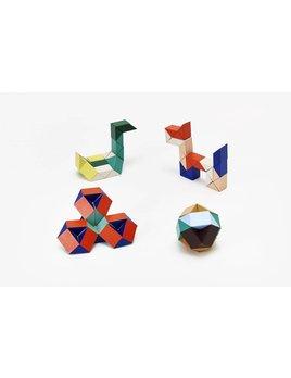 The Tate Group Serpent Blocs Bleu-Rose