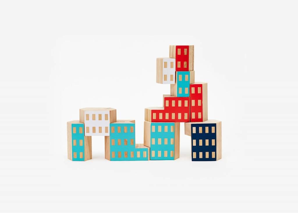 The Tate Group Blockitecture Habitat