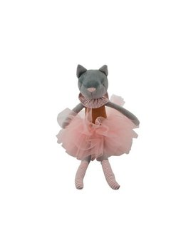 Nostalgia Plushed Ballerina Cat