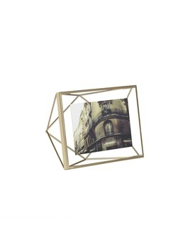 Umbra Brass Prisma Frame 4x6