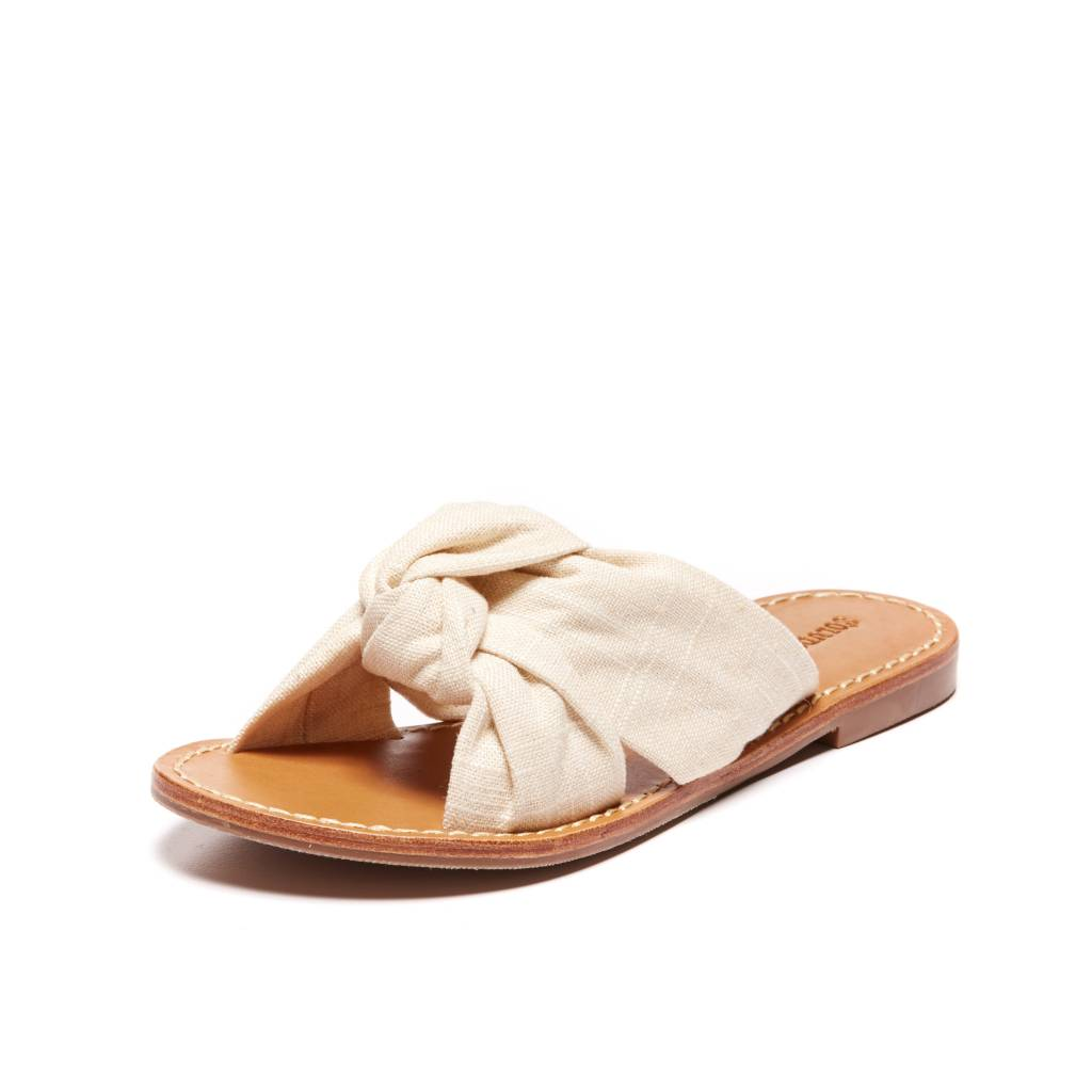 Soludos Blush Slide Sandals