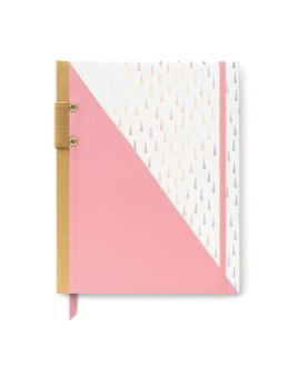 Designworks ink Iridescent Triangles Journal