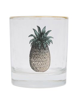 Drake General Store Pineapple Bar Glass