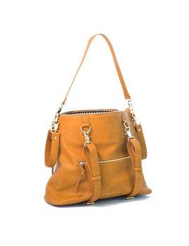 Bella Tuno Boss Bag Backpack Cognac