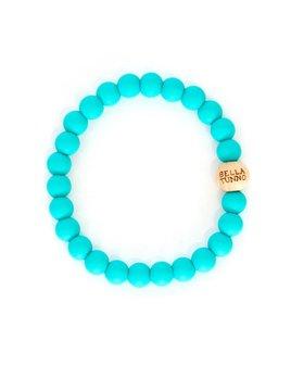 Bella Tuno Turquoise Teething Bracelet