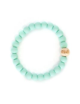 Bella Tuno Mint Teething Bracelet