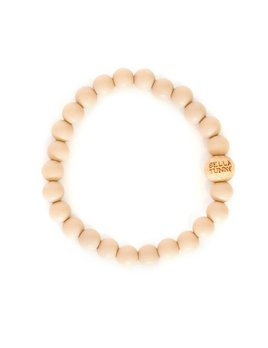 Bella Tuno Oakland Oatmeal Teething Bracelet