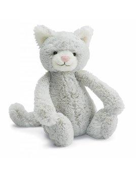 Jellycat Small Plush Grey Kitty