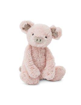 Jellycat Little Stuffed Pink Pig