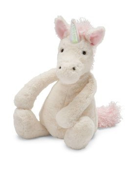 Jellycat Little Stuffed Unicorn
