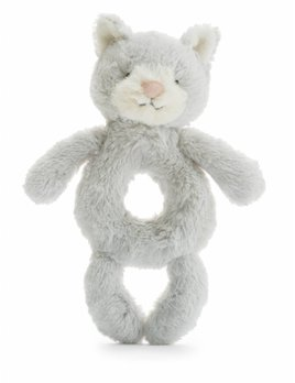 Jellycat Silver Kitty Ring Grabber