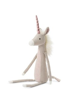 Jellycat Skinny Plush Unicorn