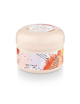 Coconut Mango Tin Candle