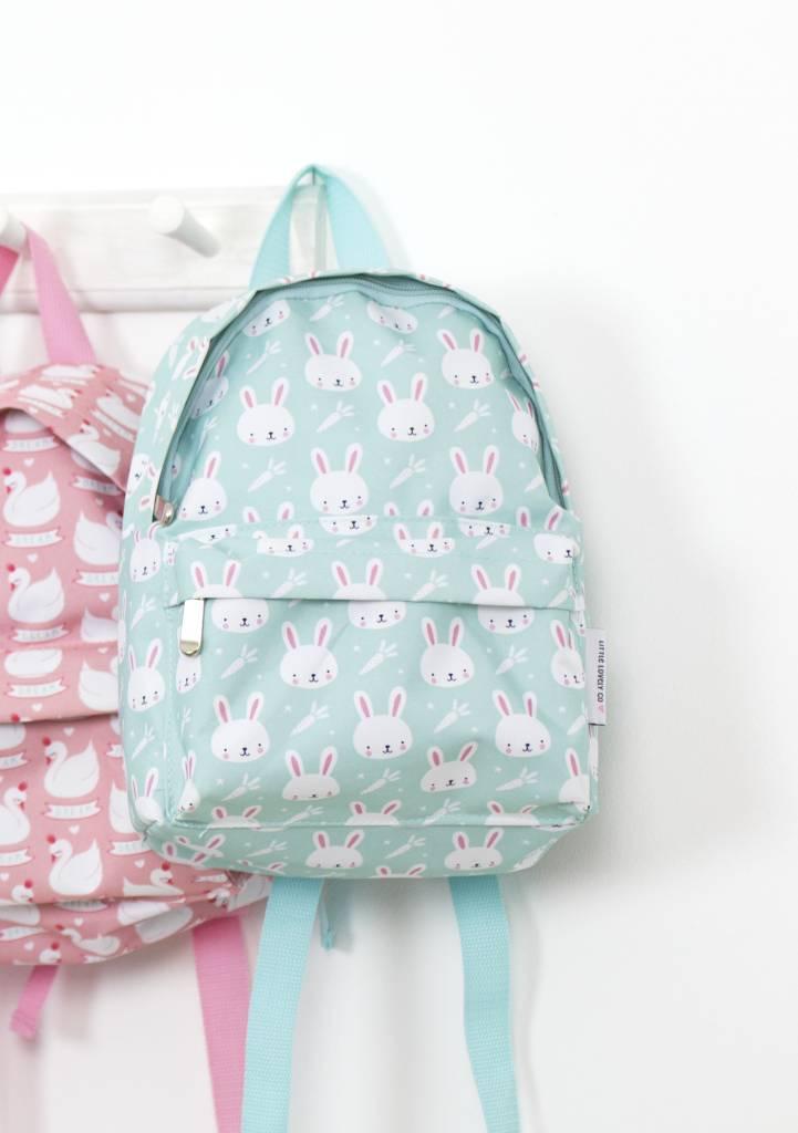 Little Lovely Mini Rabbits Backpack