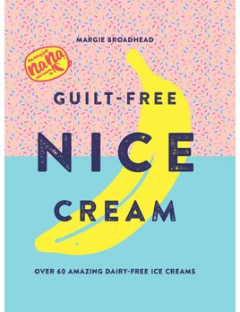 Ampersand Book - Guilt-Free Nice Cream