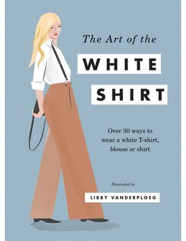 Ampersand Livre - The Art of the White Shirt
