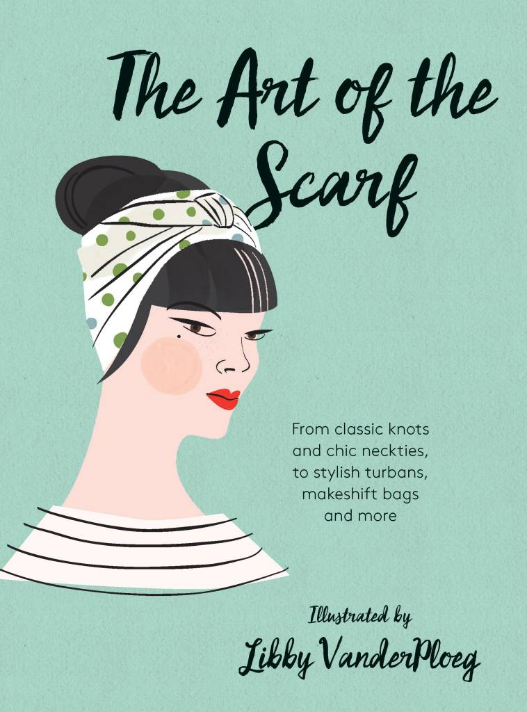 Ampersand Book - The Art of the Scarf