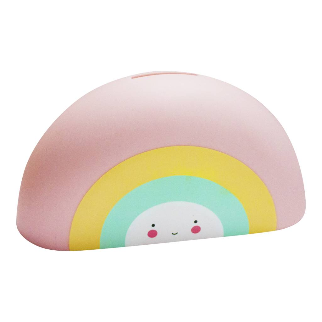 Little Lovely Rainbow Money Box