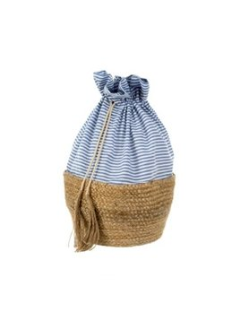 Indaba La Jolla Tie Up Basket