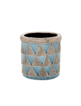 Indaba Pot Horizon Bleu