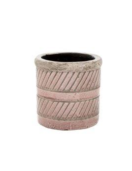 Indaba Pot Prairie Corail