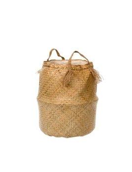 Indaba Tall Natural Basket