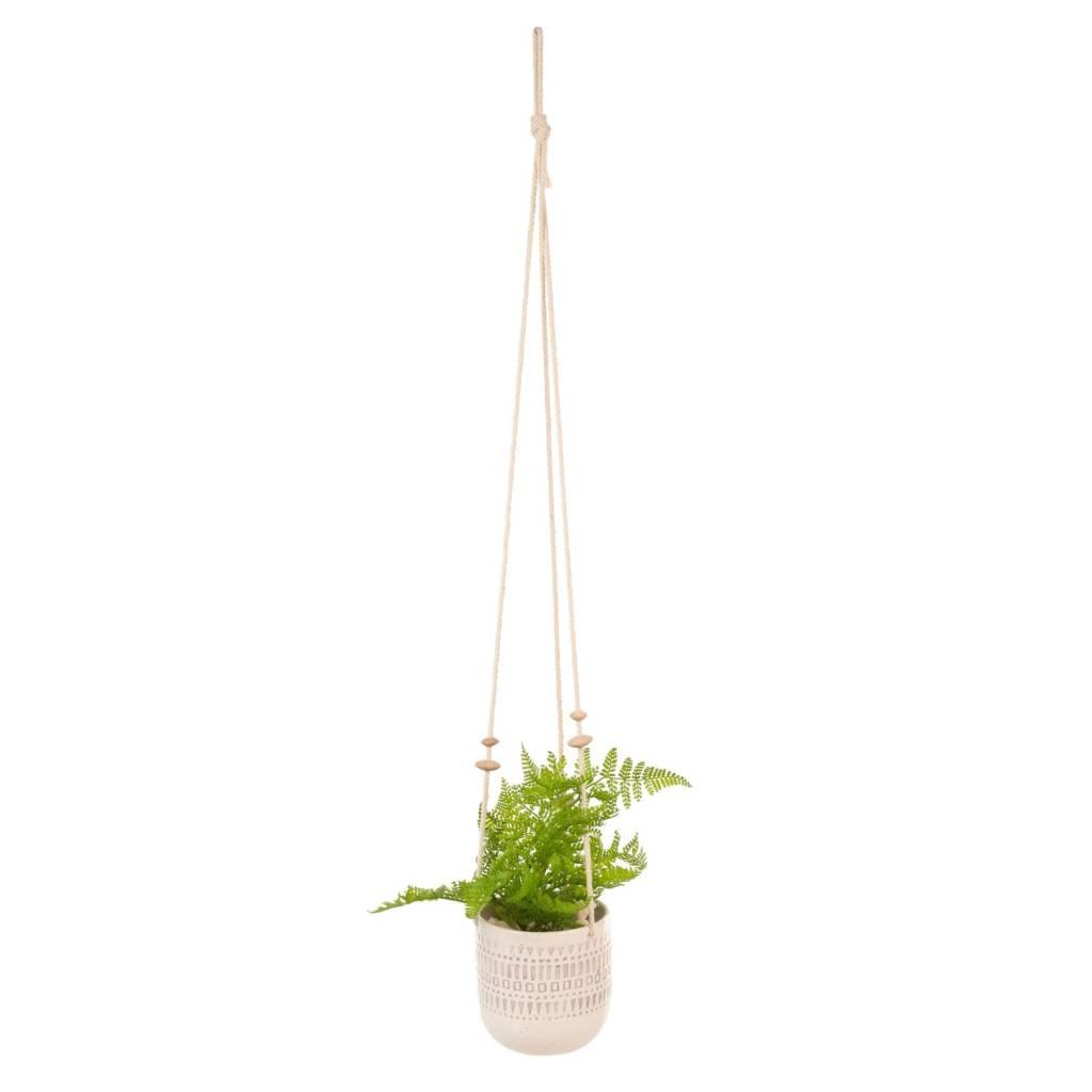 Indaba Florentine Hanging Planter