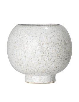 Bloomingville Large Speckled Flower Pot