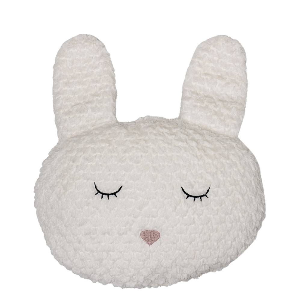 Bloomingville White Bunny Pillow