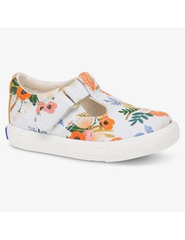 Rifle x Keds Chaussures Daphné Lively White