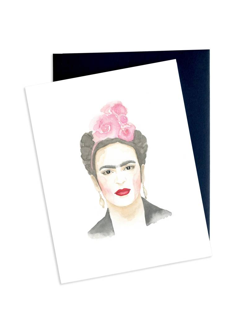 Hobeika Art Frida Card